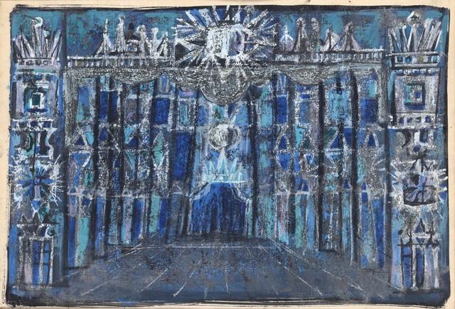 Emanuele Luzzati, 'Untitled', Cambi