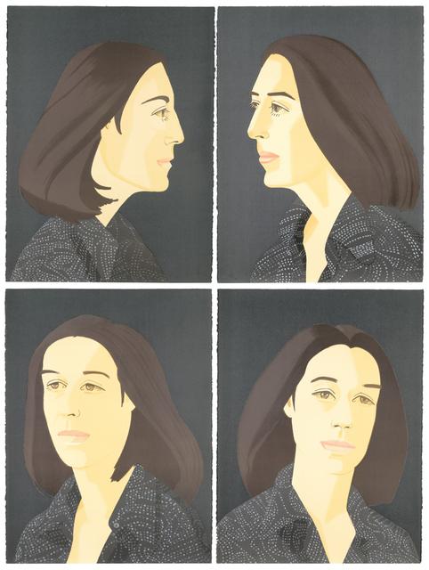 Alex Katz, 'Ada Four Times ', 1978, Emanuel von Baeyer