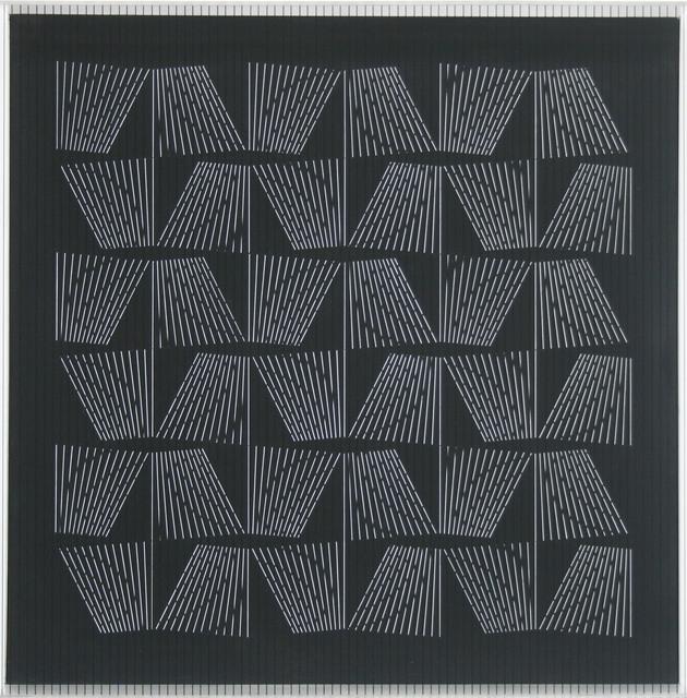 , 'Accelération Optique,' 1967, Galerie Hans Mayer