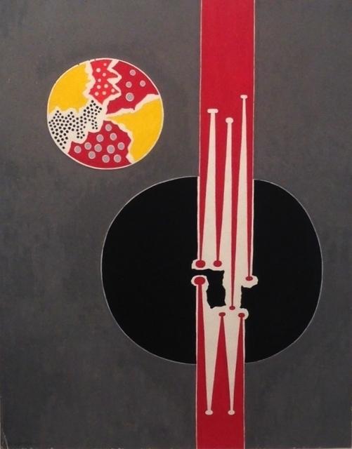 , 'Untitled,' 1948, Hostler Burrows