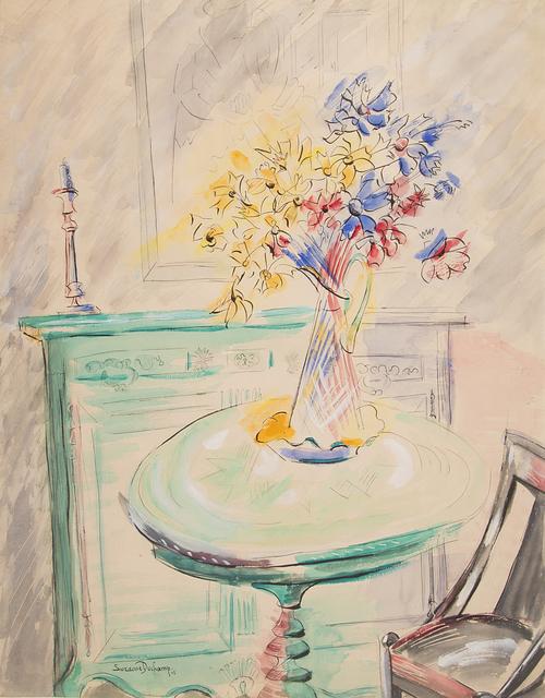 , 'Untitled (Interior au Gueridon),' 1945, Francis M. Naumann Fine Art