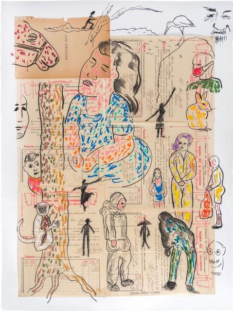 , 'Por otra parte,' 2016, Art Bärtschi & Cie | Geneva, Switzerland