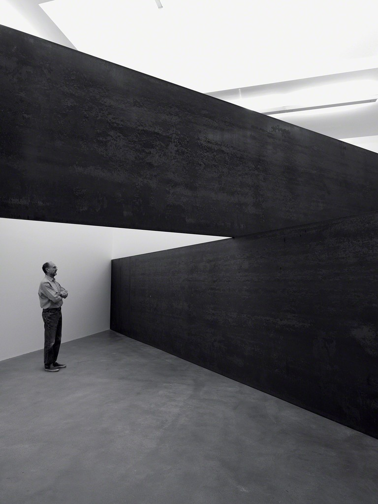 how richard serra changed the course of public art