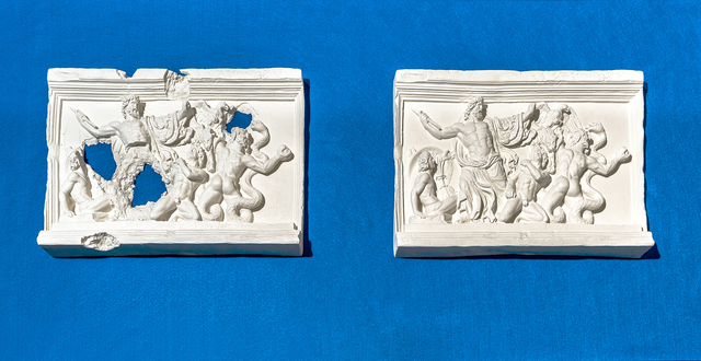 , 'Temple of Zeus Pergamon Relief  - Pergamon Alteration,' 2016, 532 Gallery Thomas Jaeckel