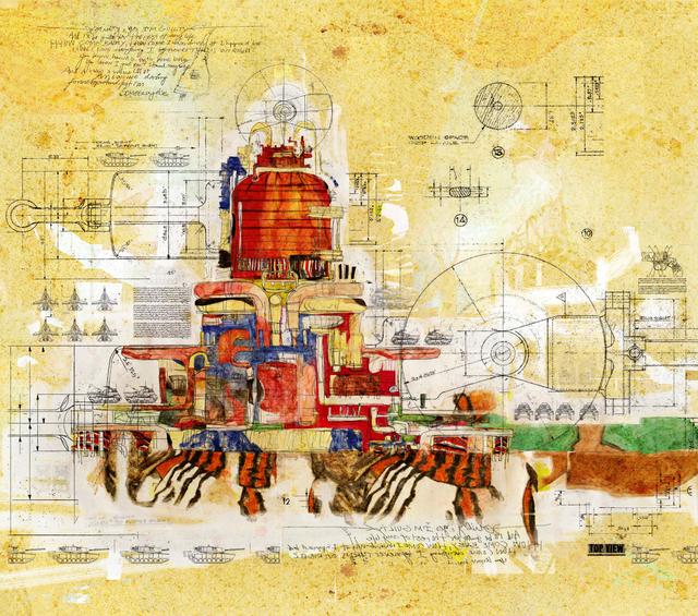 , 'Platform-50.446465,30.528259,' 2014, Meem Gallery