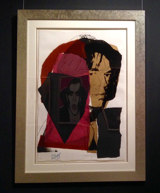 Andy Warhol, 'Mick Jagger (FSII.139)', 1975, Collectors Contemporary