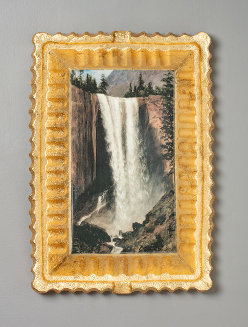 , 'Preservation & Use (Vernal Falls, 1863, Albert Bierstadt),' 2017, Ferrin Contemporary