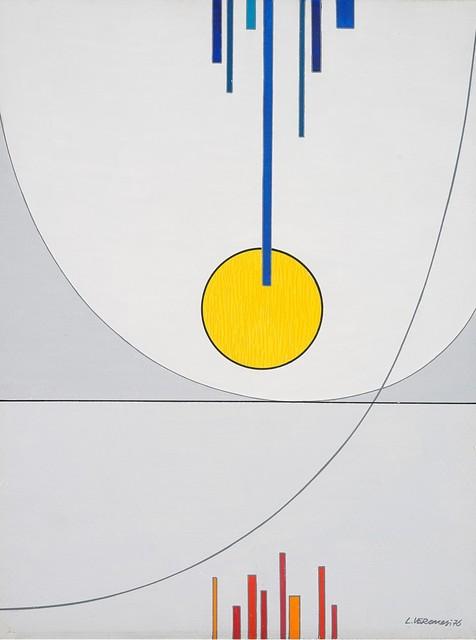 Luigi Veronesi, 'Costruzione KE 5', 1976, Finarte