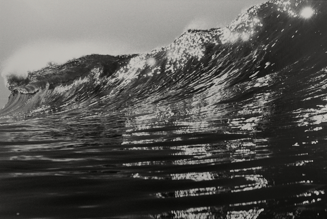 Anthony Friedkin, 'Helio Wave #2, Zuma Beach, California, U.S.A.', 2010, CHRISTOPHE GUYE GALERIE