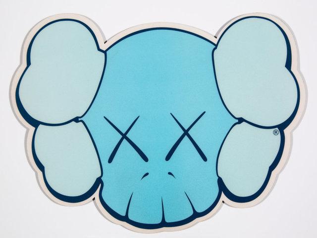 KAWS, 'Mousepad (Blue)', n.d., Heritage Auctions