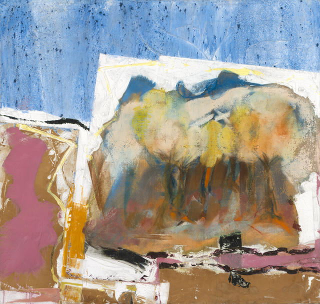 , 'Landscape (On the way to New Lisbon, NY),' 1964, Heather James Fine Art