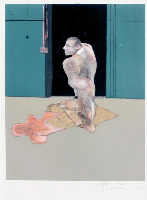 , 'Study for a portrait of John Edwards,' 1986, Fairhead Fine Art Limited