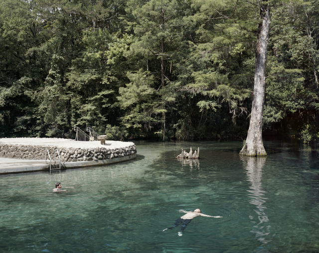 , 'Ponce de Leon Springs, Florida,' 2013, HATHAWAY | Contemporary Gallery