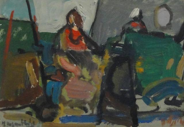 , 'Meeting Place,' , Eisele Fine Art