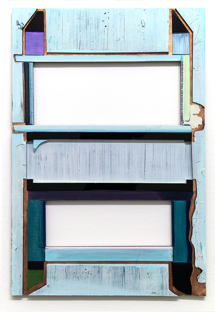 Tim Freiwald, 'Cloud Piece', 2018, Walter Storms Galerie