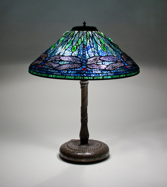 , 'Dragonfly Table Lamp,' ca. 1904, Lillian Nassau LLC