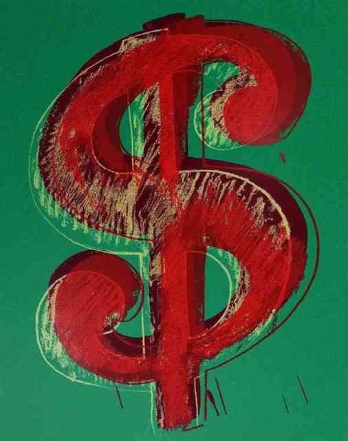 , '$ Dollar Sign (Green),' 2013, Marcel Katz Art