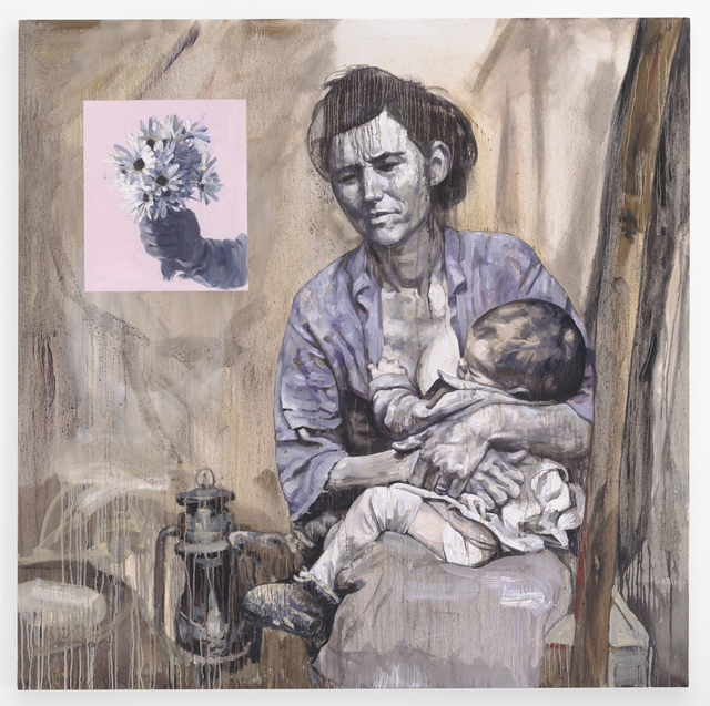 , 'Migrant Mother,' 2015, Nancy Hoffman Gallery