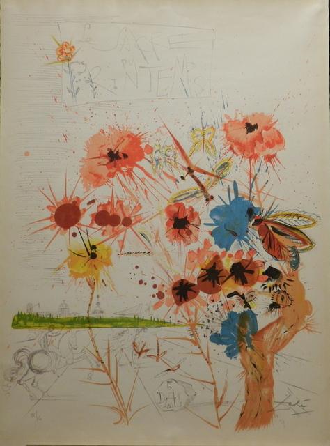 Salvador Dalí, 'Le Sacre du Printemps', 1966, Fine Art Acquisitions