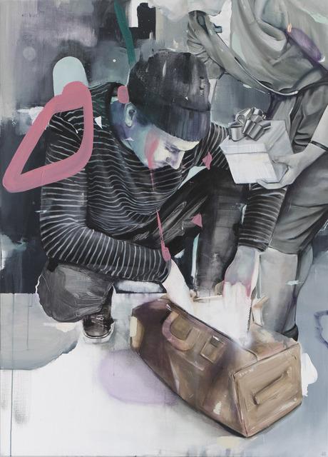 , 'Heiliger Strohsack,' 2017, Gudberg Nerger