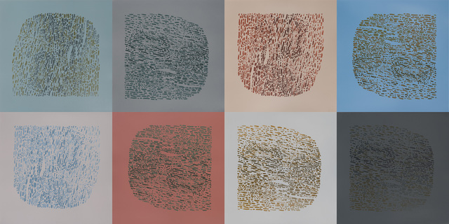 , '2013 May Series (Set of 8),' 2013, Rén Space