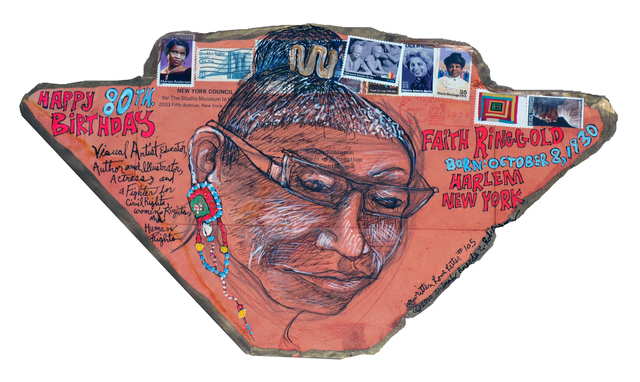 , 'Unwritten Love Letter: Happy 80th Birthday Faith Ringgold,' , ACA Galleries
