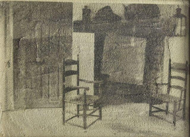 Daniela Gullotta, 'Interior with chairs', 2002, Roseberys