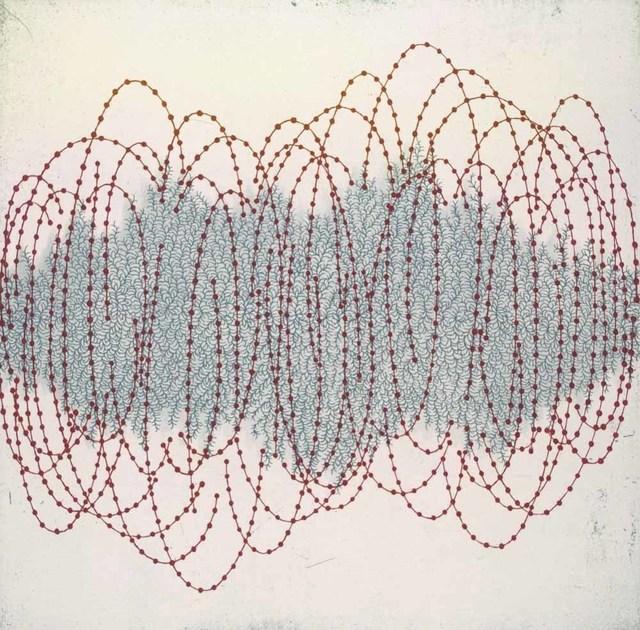 , 'fractal-ssi-4a,' 2018, Warnock Fine Arts