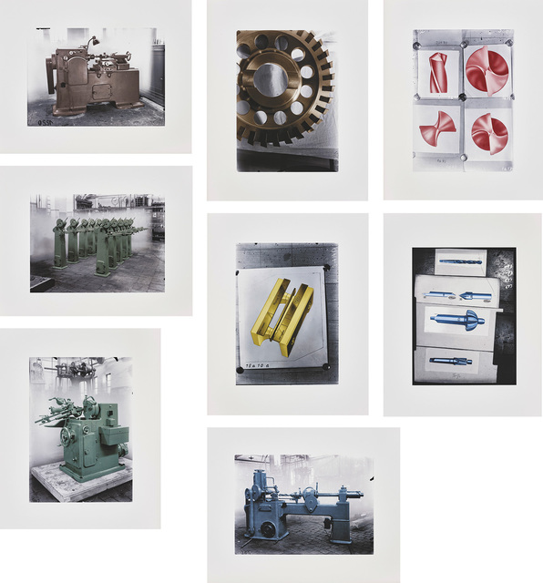 Thomas Ruff, 'Maschinen (Machines)', 2005, Phillips