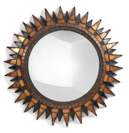 """Soleil À Pointes"" Mirror, Model No. 3"