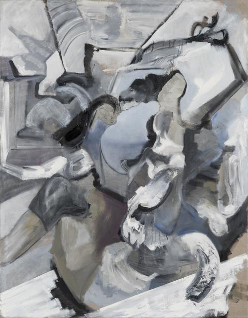 , 'Cloud Sumo,' 2017, SEXAUER Gallery