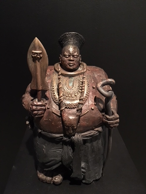 , 'Nigerian Guardian,' 2012, Massey Klein Gallery