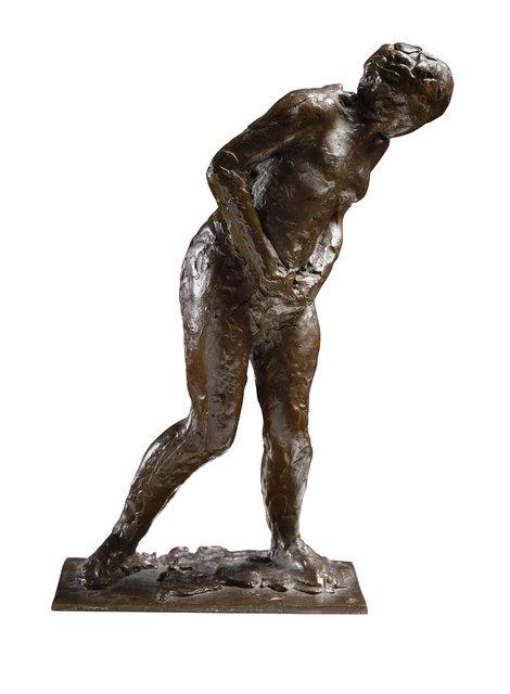 , 'Femme surprise,' 1896-1911, CFHILL