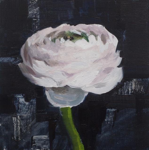 , 'Ranunculus Study,' 2018, Abend Gallery