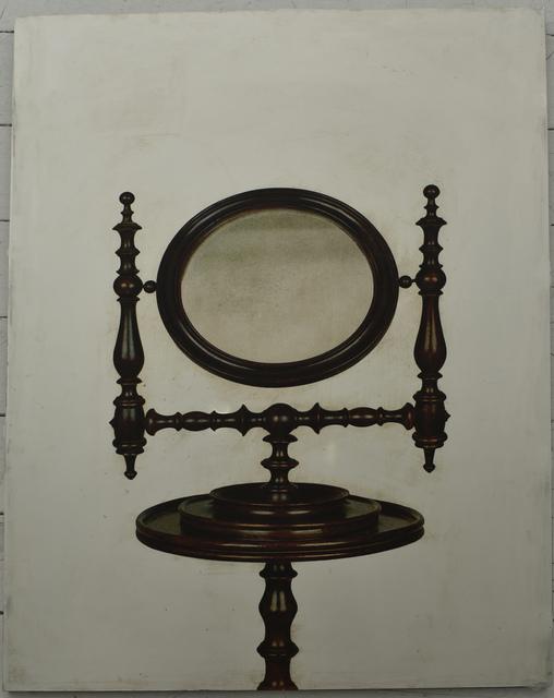 , 'Vanity Mirror (Specchio da toilette),' 1962-1976, Gilden's Art Gallery