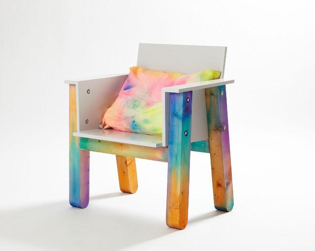 , 'Easy Chair,' 2014, TORRI