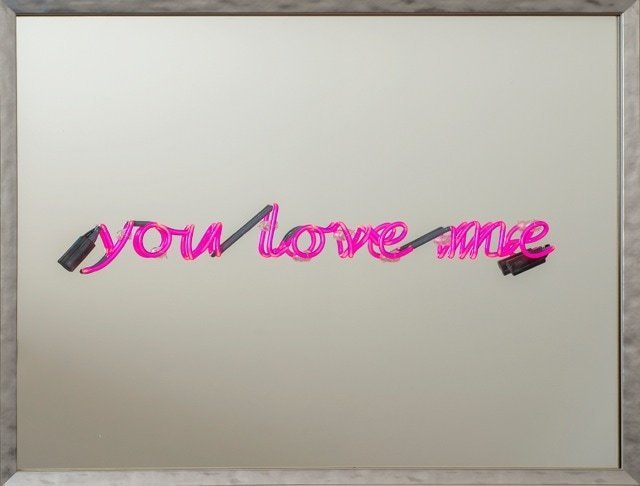 , 'You Love Me,' , Mayson Gallery