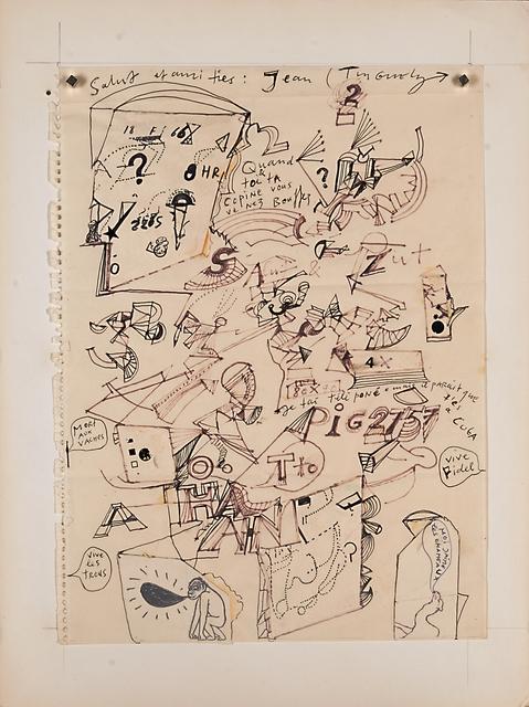 Jean Tinguely, 'Untitled', Rago