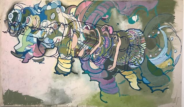 , 'Enfolding_002,' 2016, Ro2 Art