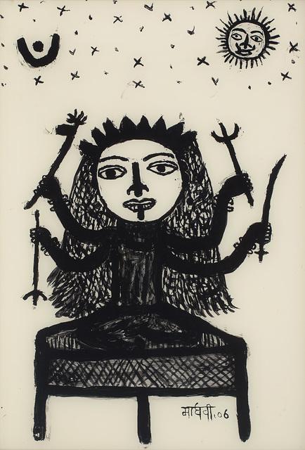 , 'Kali II,' 2006, DAG