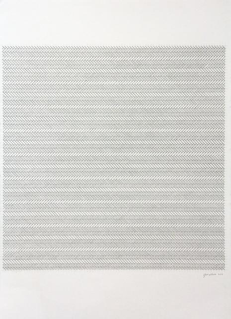 Yun Shin, 'Pattern Study III', 2017, Olson Larsen Gallery