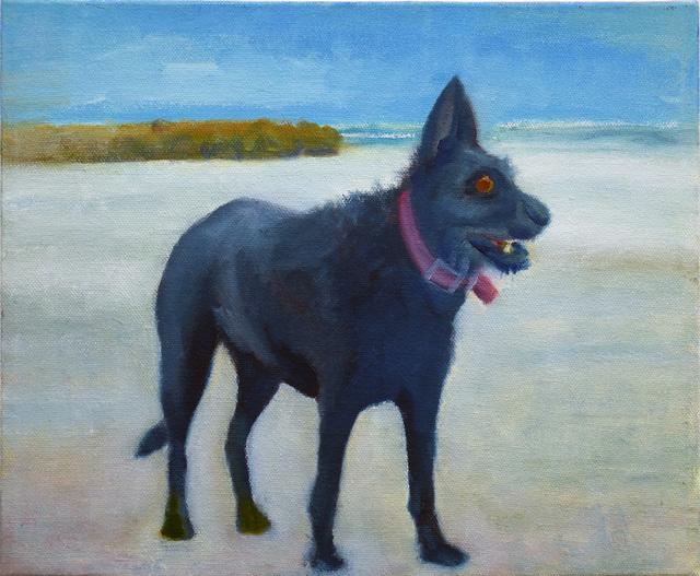, 'Kooka at Frishman Beach,' 2016, Rosenfeld Gallery