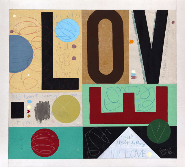 , 'All You Need is Love,' 2015, Long-Sharp Gallery