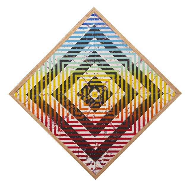 Revok, 'Diamonds, 49/50', 2014, Ruttkowski;68