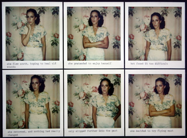Barbara Astman, 'Self Portrait, Visual Narratives', 1978-1979, Corkin Gallery