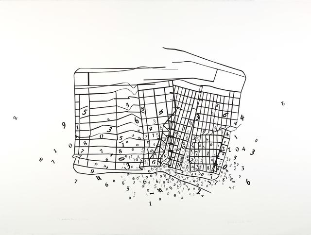 , 'Saldo 0,' 2014, Galerie Krinzinger