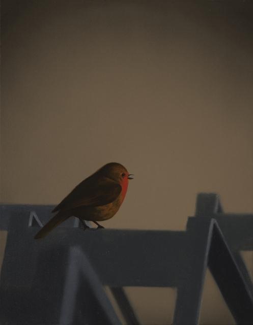 , 'Robin,' 2017, Galleria Heino