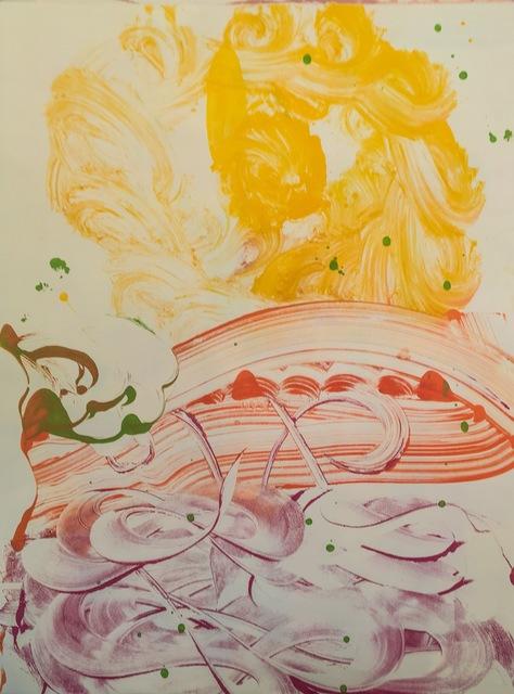 Catherine Howe, 'Large Summer Flower II', 2015, Cross Contemporary Art
