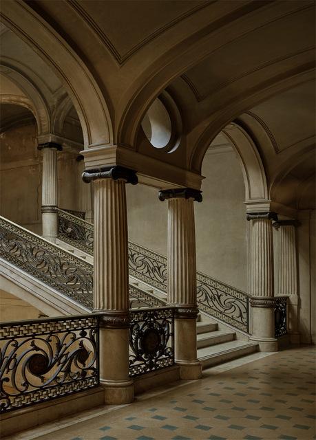 , 'Calegio Stairway, Buenos Aires,' 2017, Duane Reed Gallery