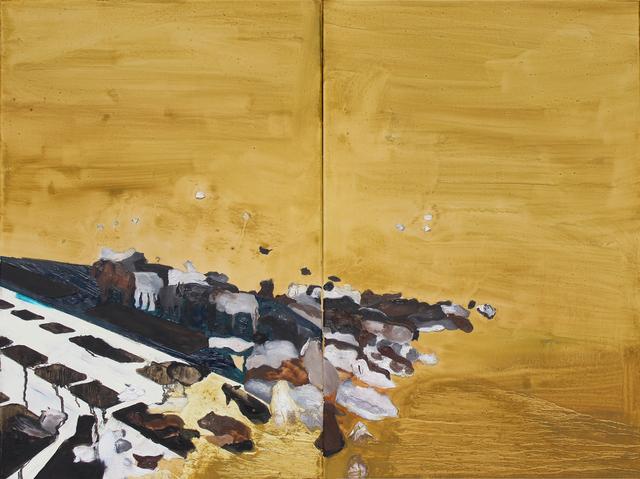 """, 'série: """"Duas histórias da carne"""",' 2017, Referência Galeria de Arte"""